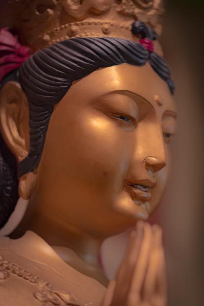 神怡舘の仏像@小鹿野