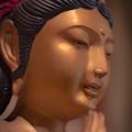 写真: 神怡舘の仏像@小鹿野