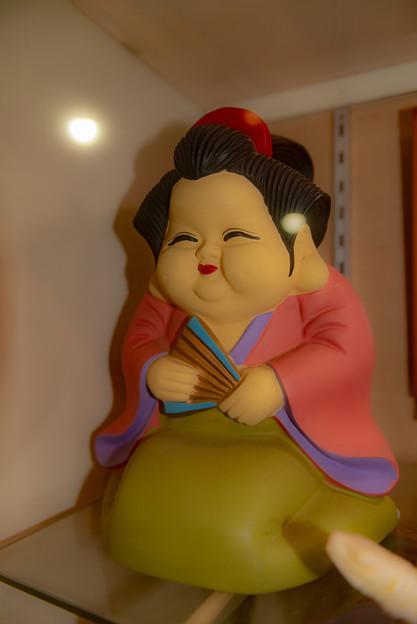 おたふく人形@栃木・性神の館