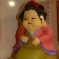 写真: おたふく人形@栃木・性神の館