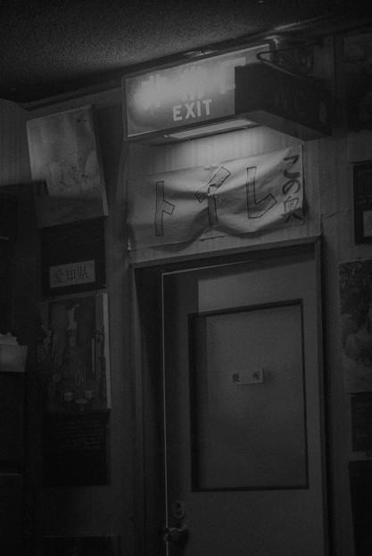 Photos: 非常口@栃木・性神の館