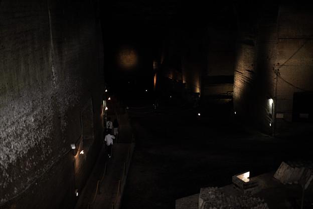 大谷資料館の地下1@宇都宮