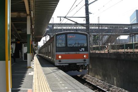武蔵野線/北府中