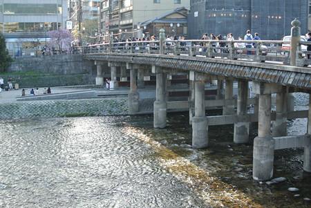 鴨川/三条大橋