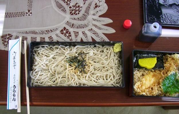 市長と昼食
