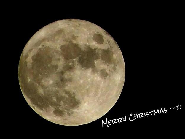 今宵は満月♪