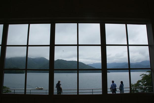 屋外の眺め