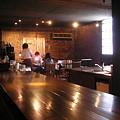 写真: 小樽 海猫屋 店内
