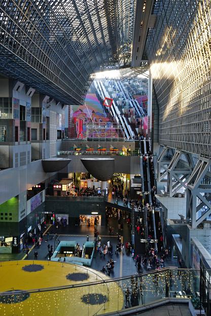 Photos: 京都駅ビル