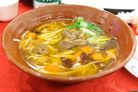 2015.11.08 台中 夕食の牛肉麺