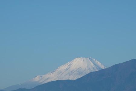 2015.12.05 駅前 富士山