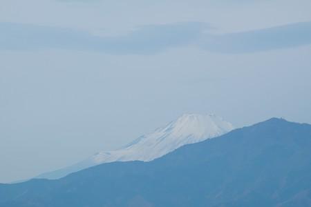 2015.12.06 駅近 富士山