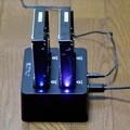 Photos: 2015.12.12 机 ORICO HDD外付ドライブケース