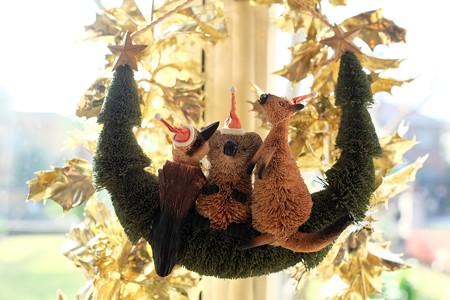2015.12.16 山手洋館 山手111番館 世界のクリスマス オーストラリア