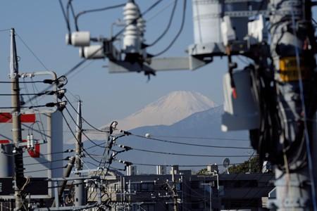 2016.01.28 駅前 探せば富士山