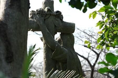 2016.02.04 外人墓地 マリア