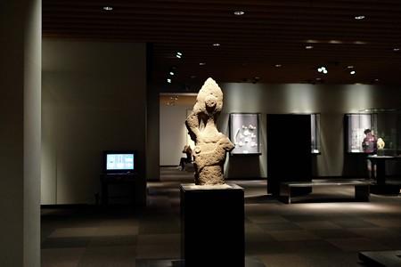 2016.02.17 東京国立博物館 東洋館2階 聖犬
