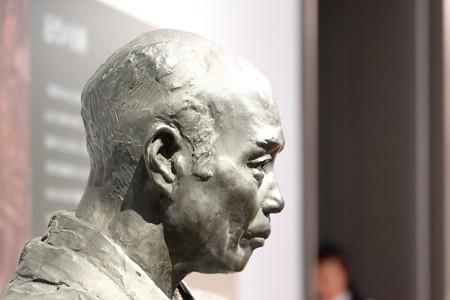 2016.02.17 東京国立博物館 北条虎吉胸像 荻原守衛 C-1581