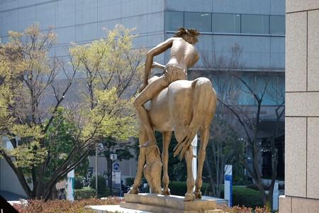2016.03.29 横浜美術館 新緑