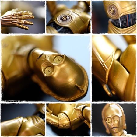 2016.04.20 机 macro試写 C-3PO