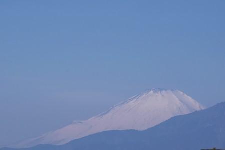 2018.03.03 駅前 富士山