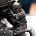 2018.03.16 東京博物館 頼光大江山入図大花瓶 横山弥左衛門 1873 E-13012