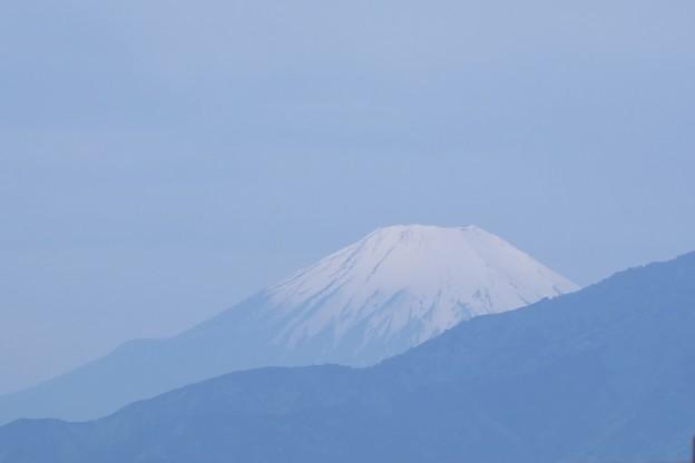 2018.04.27 駅前 富士山