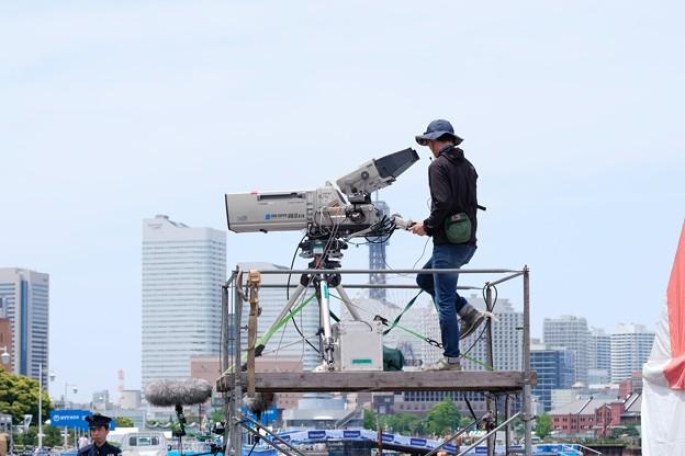 2018.05.11 山下公園 2018世界トライアスロンシリーズ横浜大会 カメラリハーサル
