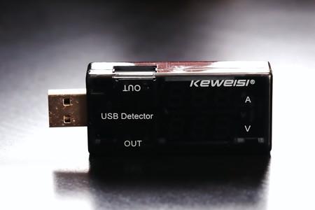 2018.05.17 机 USB電流電圧テスター