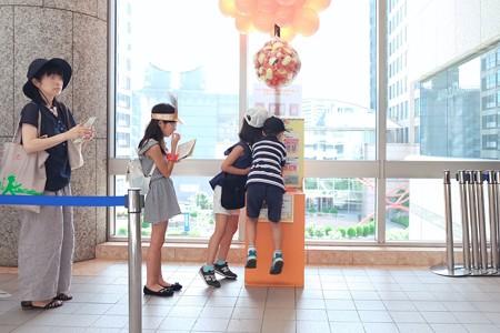 2018.07.29 みなとみらい ポケモンスタンプラリー