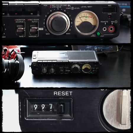 2018.09.03 机 TCM-5000EV 1984 デンスケ