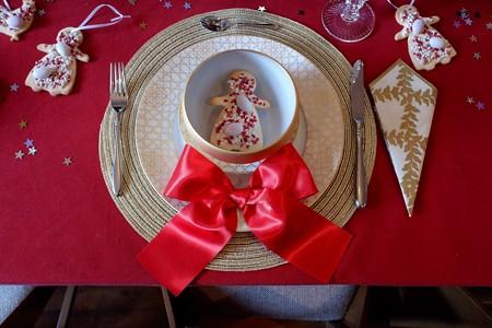 2018.12.05 エリスマン邸 世界のクリスマス2018 テーブルセット