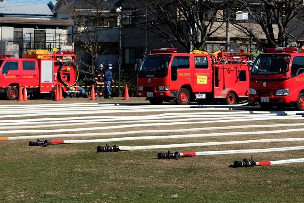 2019.01.05 和泉川 隣町消防出初式