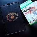 2019.01.17 机 JollylookとINSTAX MINI JP 1