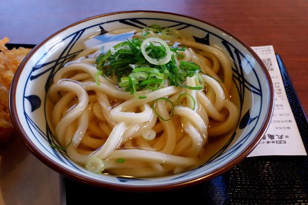 2019.01.22 丸亀製麺 ランチ