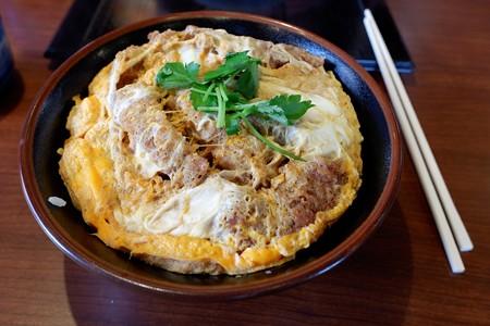 2019.01.25 丸亀製麺 かつ丼