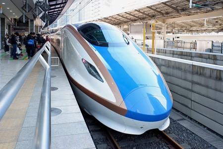 2019.03.20 東京駅 とき317号