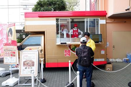 2019.04.21 隣町 マルちゃん正麺キッチンカー