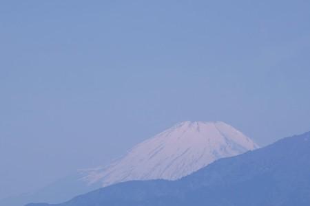 2019.05.10 駅前 富士山