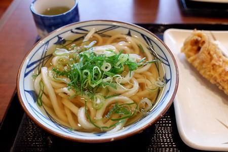 2019.06.27 ランチ 丸亀製麺