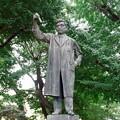 Photos: 2019.08.19 上野 野口博士の像