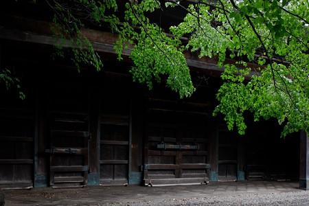 2019.08.20 東京国立博物館 黒門
