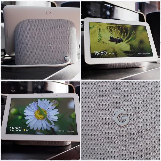 2019.09.20 机 Google Nest Hub