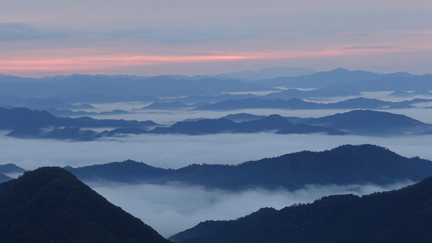 大江山雲海