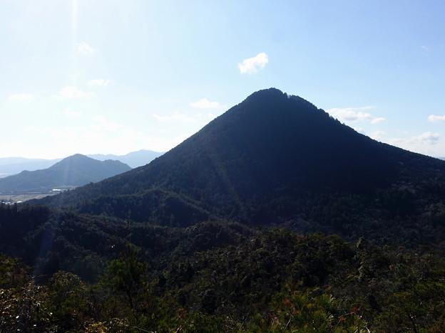 近江富士~♪ ソロで登り初め