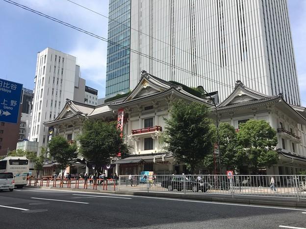 5代目歌舞伎座は隈研吾が設計