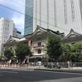 Photos: 5代目歌舞伎座は隈研吾が設計