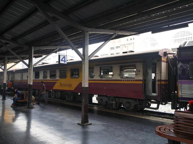 BRC.1013、Hua Lamphong、タイ国鉄