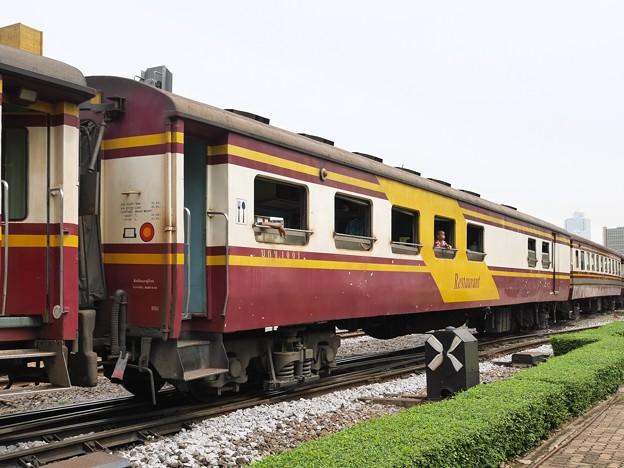 BRC.1001、Hua Lamphong、タイ国鉄