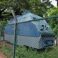 古い装甲車、Hua Lamphong、タイ国鉄